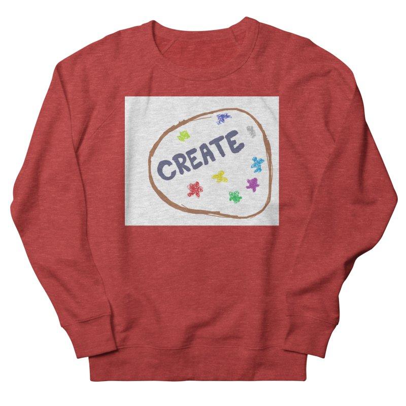 create Women's French Terry Sweatshirt by loveunbroken's Artist Shop