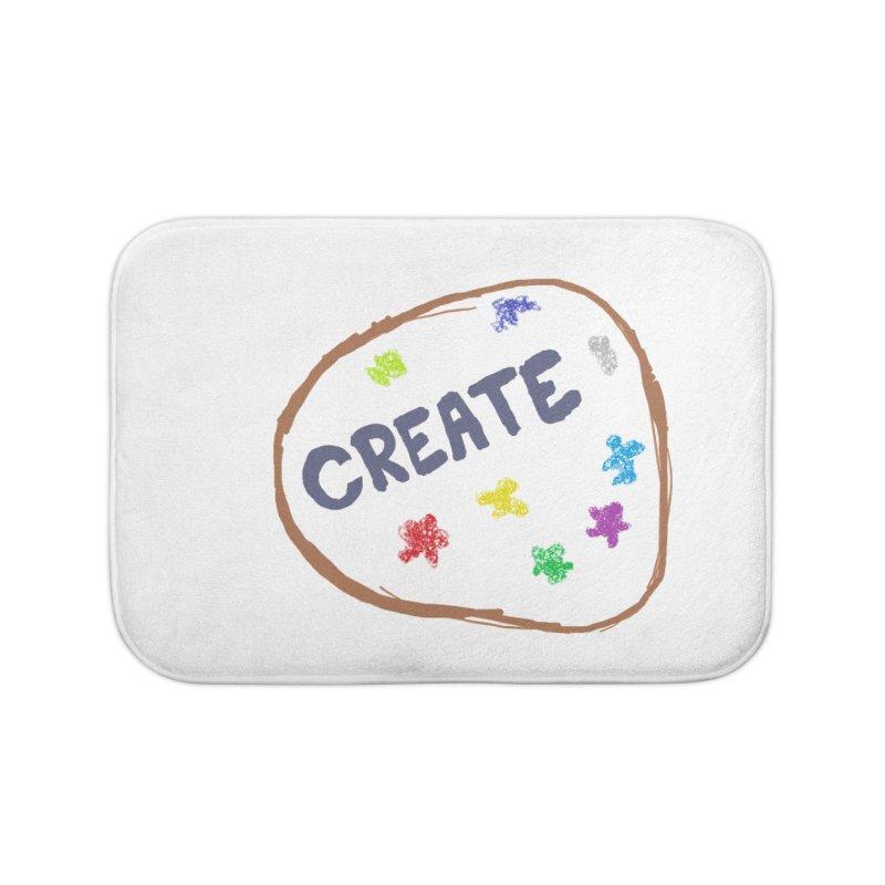 create Home Bath Mat by loveunbroken's Artist Shop