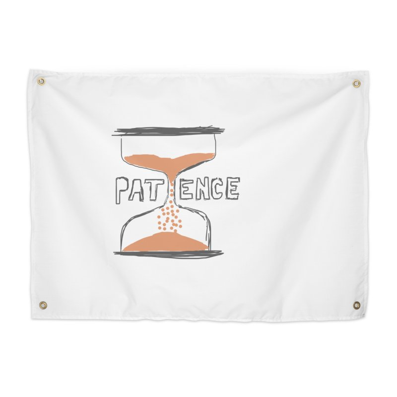 patience Home Tapestry by loveunbroken's Artist Shop