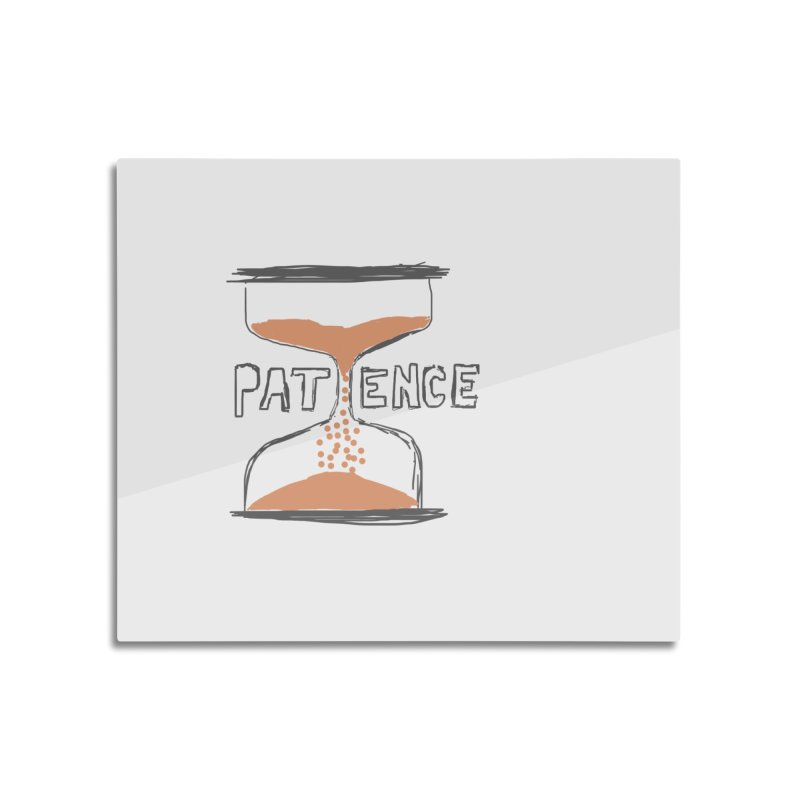 patience Home Mounted Acrylic Print by loveunbroken's Artist Shop