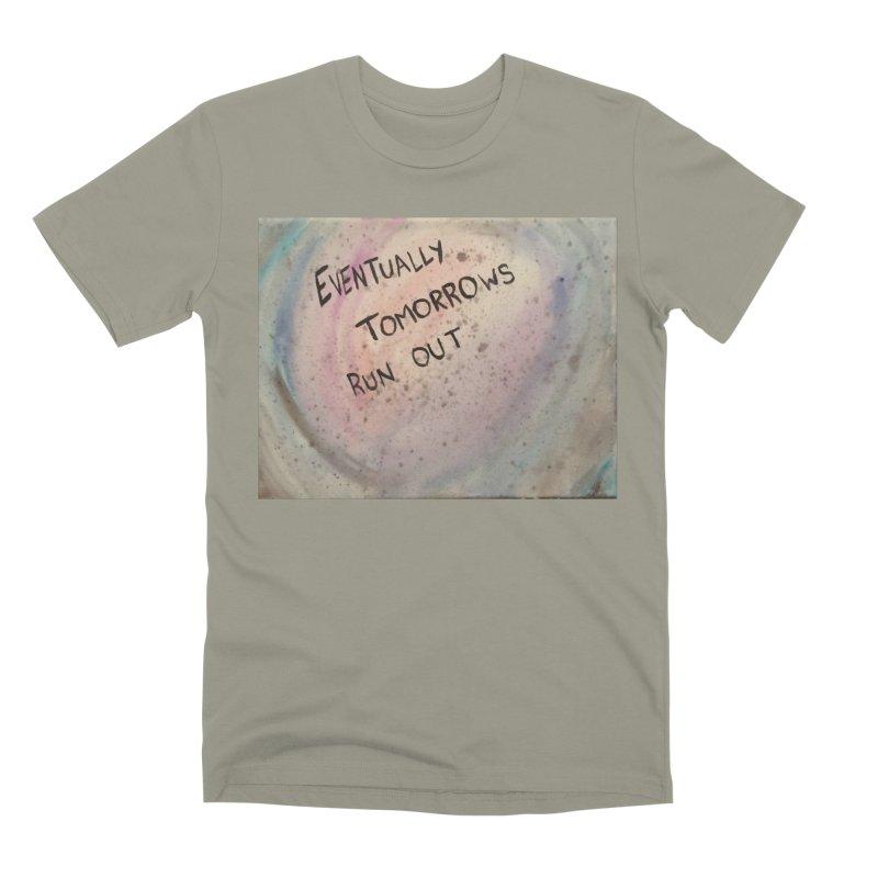 no tomorrows Men's Premium T-Shirt by loveunbroken's Artist Shop