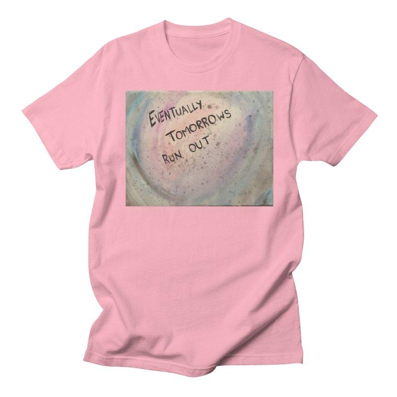 no tomorrows Men's Regular T-Shirt by loveunbroken's Artist Shop