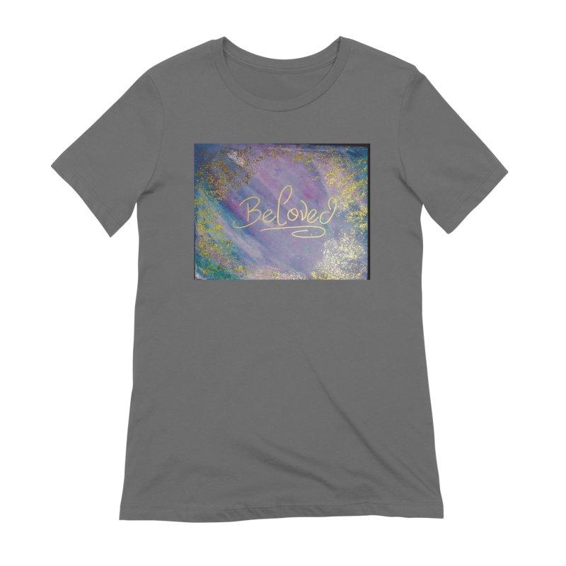 beloved Women's Extra Soft T-Shirt by loveunbroken's Artist Shop
