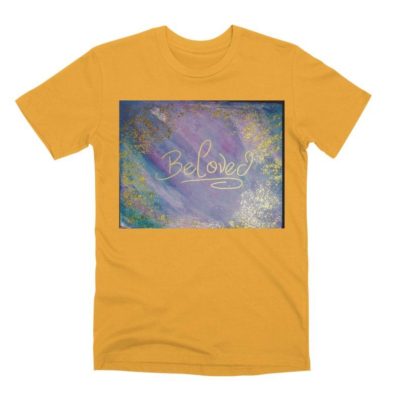 beloved Men's Premium T-Shirt by loveunbroken's Artist Shop