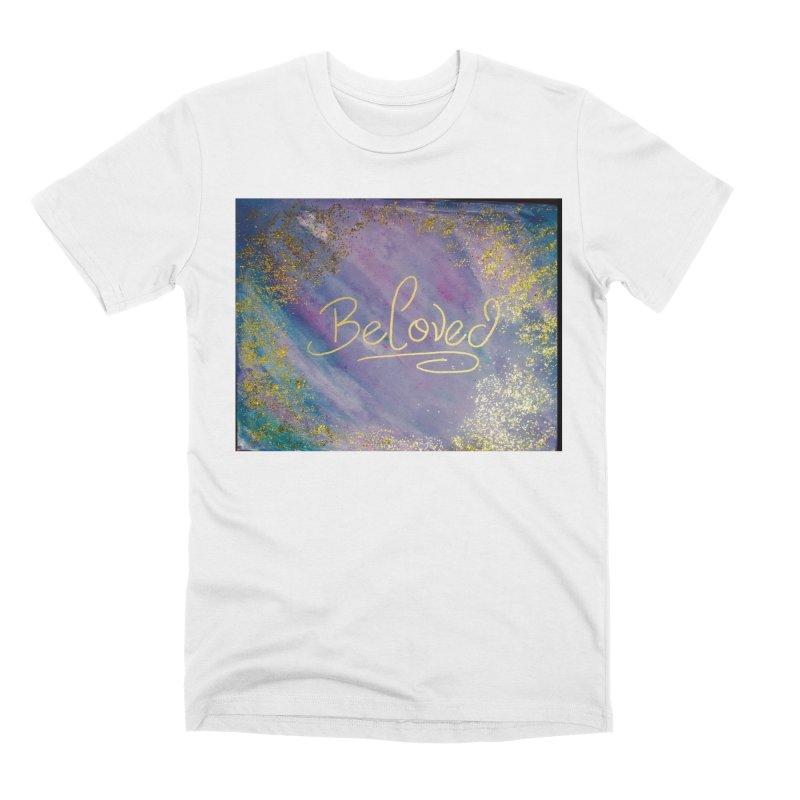 beloved Men's T-Shirt by loveunbroken's Artist Shop