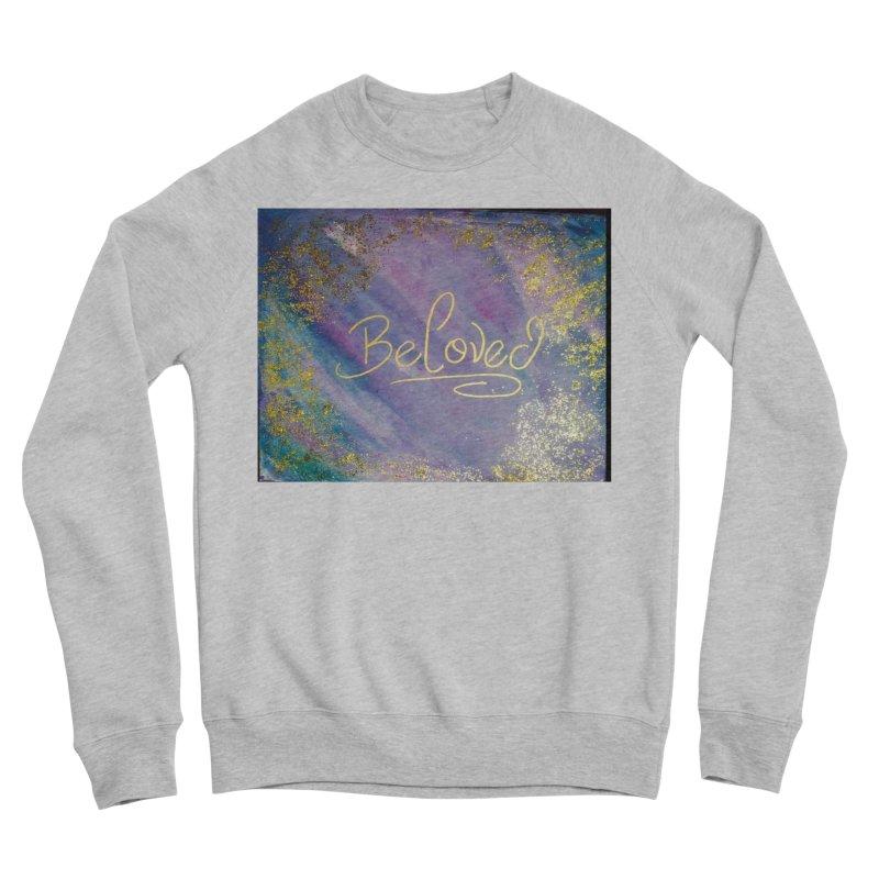 beloved Men's Sponge Fleece Sweatshirt by loveunbroken's Artist Shop