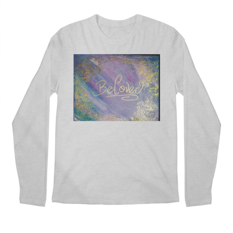 beloved Men's Regular Longsleeve T-Shirt by loveunbroken's Artist Shop