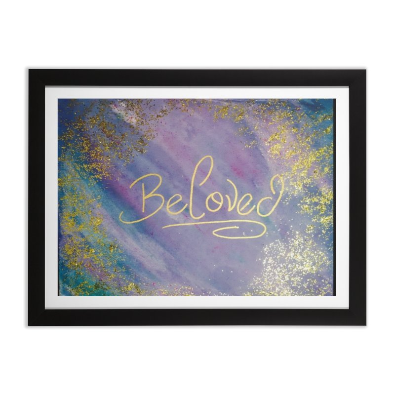 beloved Home Framed Fine Art Print by loveunbroken's Artist Shop
