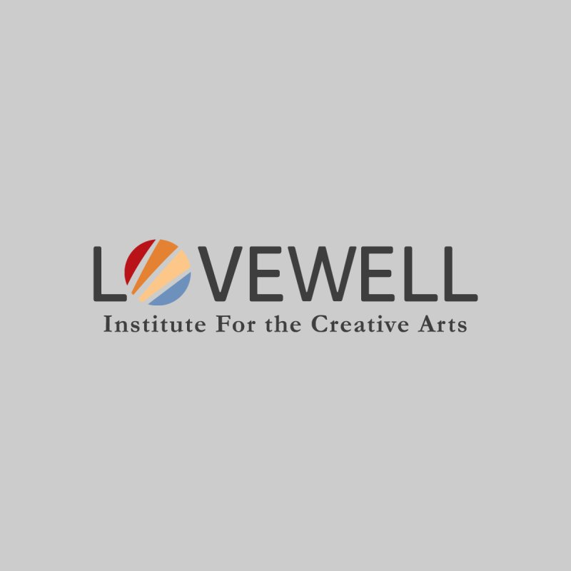 Lovewell Logo 2018 Home Framed Fine Art Print by Love Well's Artist Shop
