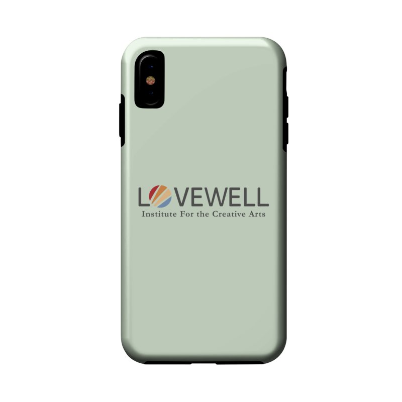 Lovewell Logo 2018 Accessories Phone Case by Love Well's Artist Shop