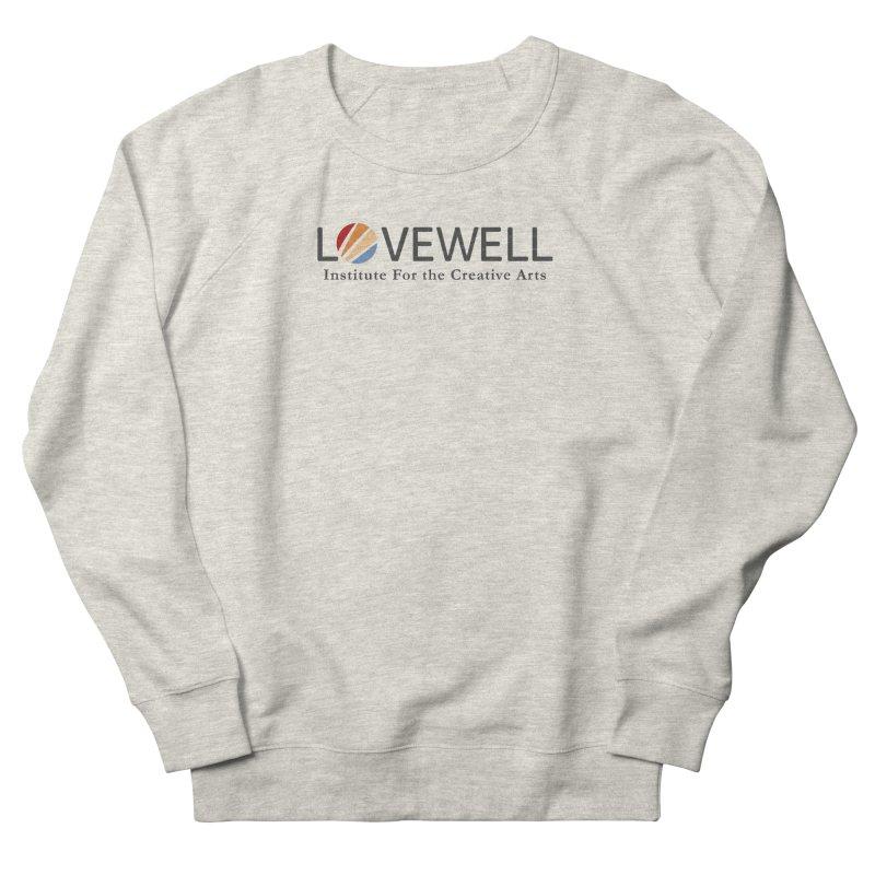 Lovewell Logo 2018 Men's French Terry Sweatshirt by Love Well's Artist Shop