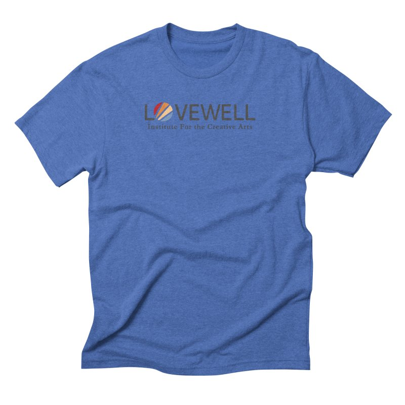 Lovewell Logo 2018 Men's T-Shirt by Love Well's Artist Shop