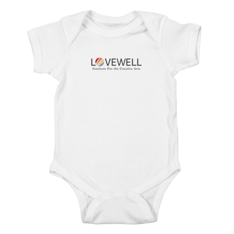Lovewell Logo 2018 Kids Baby Bodysuit by Lovewell's Artist Shop