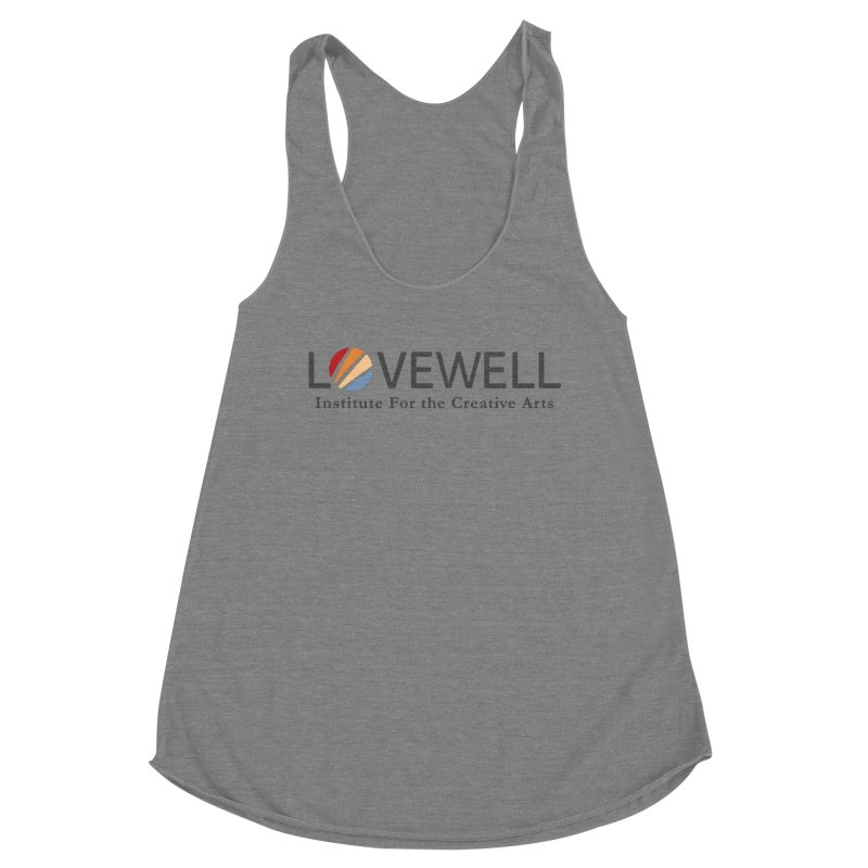 Lovewell Logo 2018 Women's Tank by Love Well's Artist Shop