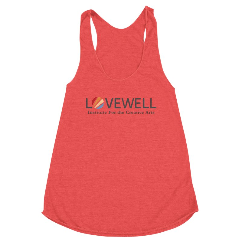 Lovewell Logo 2018 Women's Tank by Love Well's Artist Shop