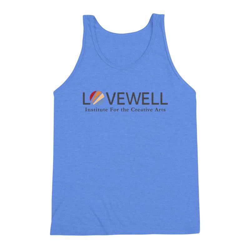 Lovewell Logo 2018 Men's Tank by Love Well's Artist Shop