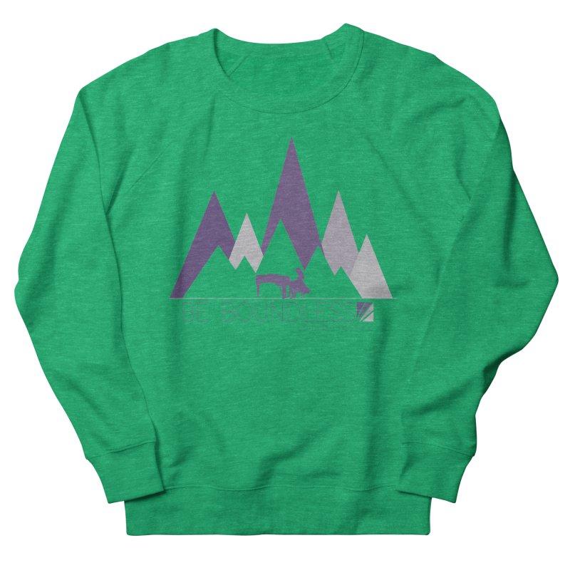 Be Boundless (by Tobi Waldron) Men's Sweatshirt by Lovewell's Artist Shop