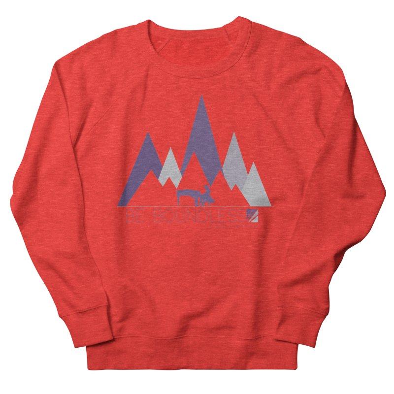 Be Boundless (by Tobi Waldron) Men's Sweatshirt by Love Well's Artist Shop