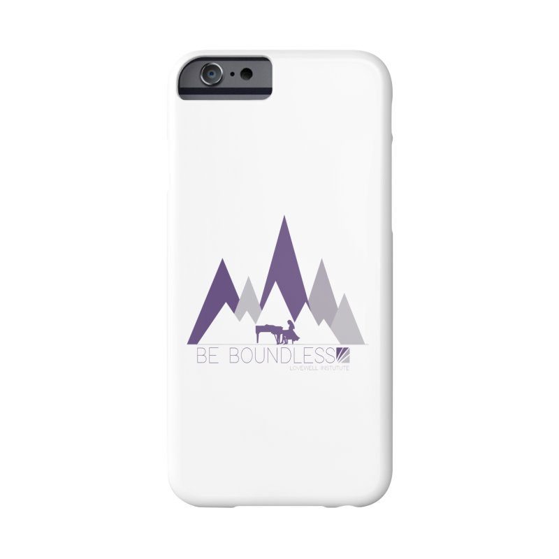 Be Boundless (by Tobi Waldron) Accessories Phone Case by Love Well's Artist Shop