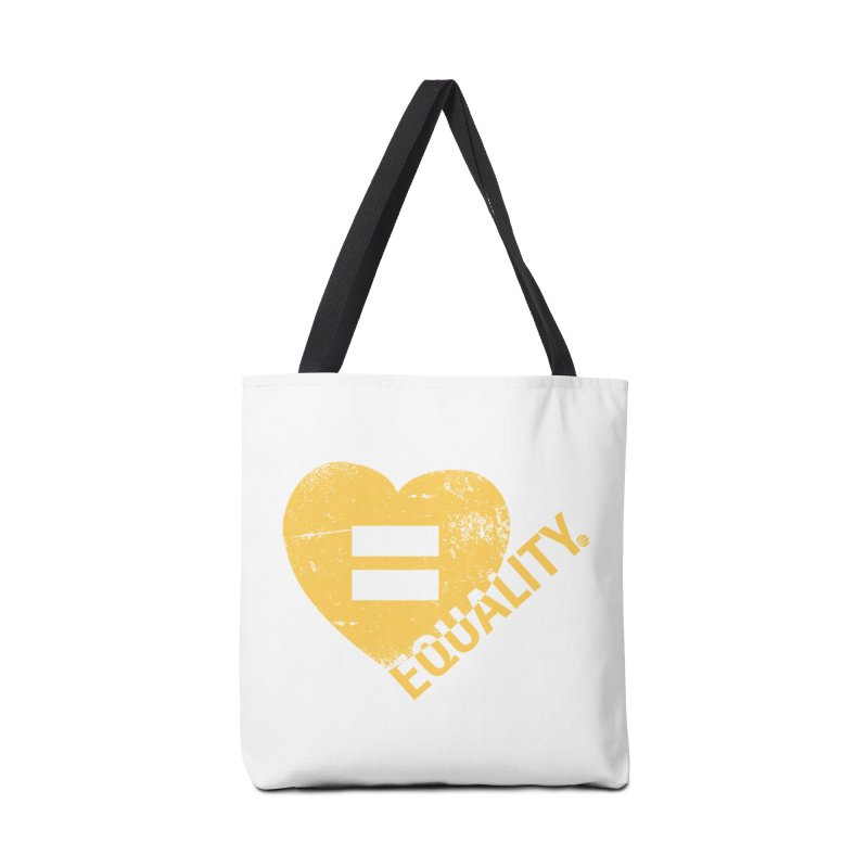 Equality Accessories Tote Bag Bag by Love Well's Artist Shop