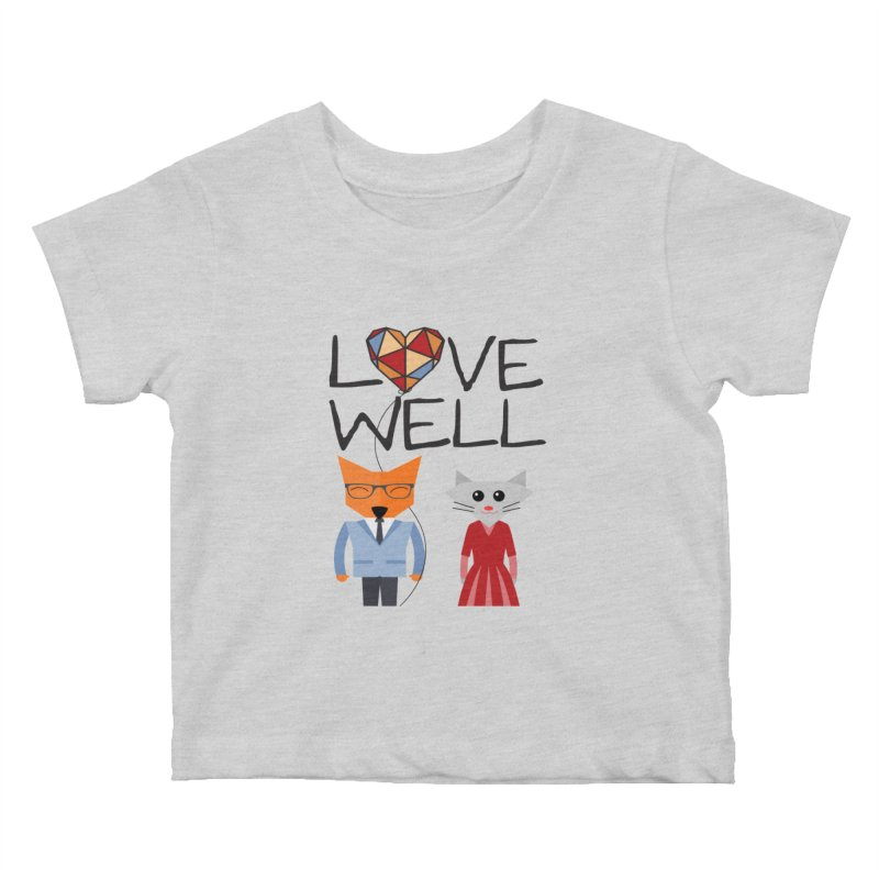 Kids None by Love Well's Artist Shop