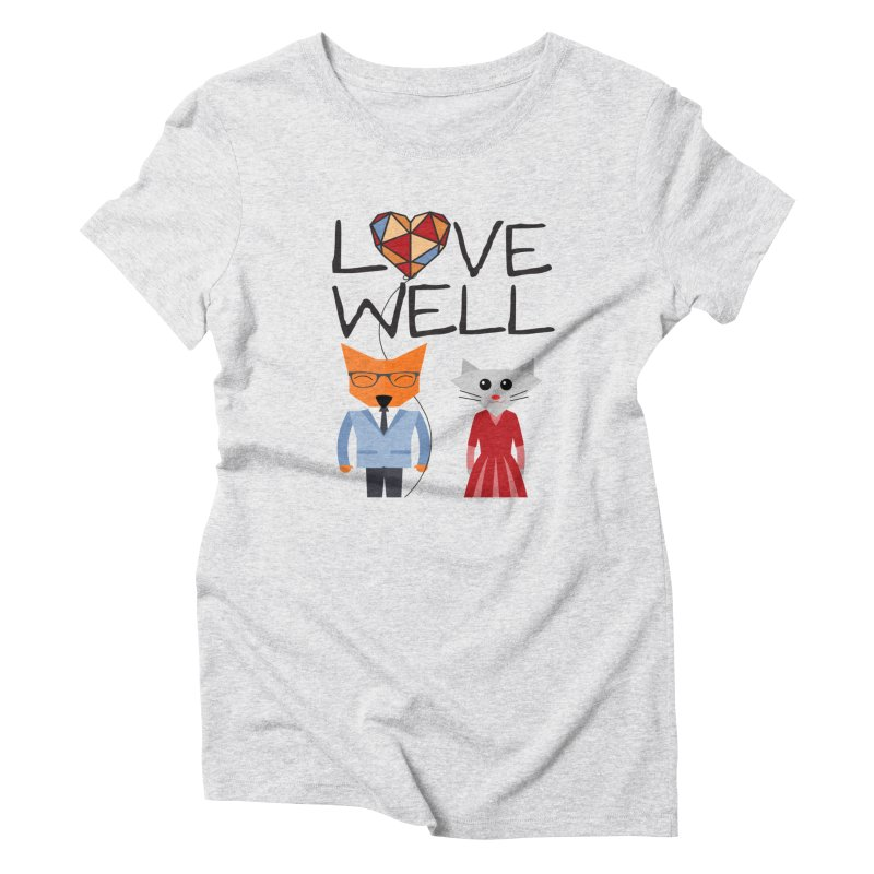 Women's None by Love Well's Artist Shop