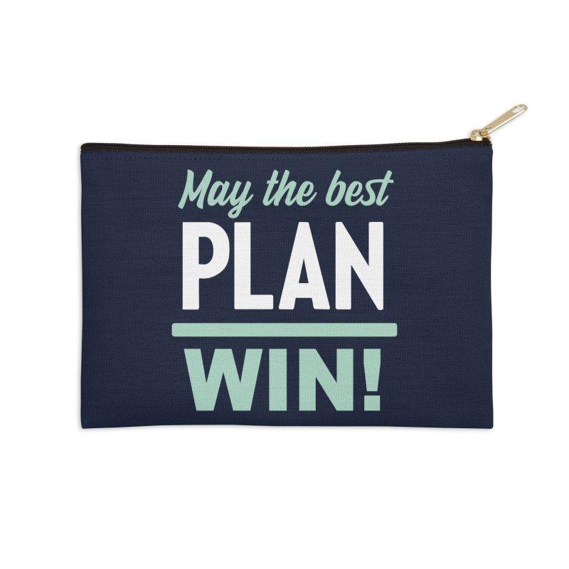 May the Best Plan Win! (Elizabeth Warren in 2020!) Accessories Zip Pouch by \\ LOVING RO<3OT .boop.boop.