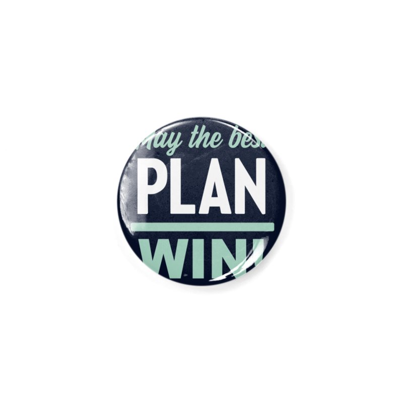 May the Best Plan Win! (Elizabeth Warren in 2020!) Accessories Button by \\ LOVING RO<3OT .boop.boop.