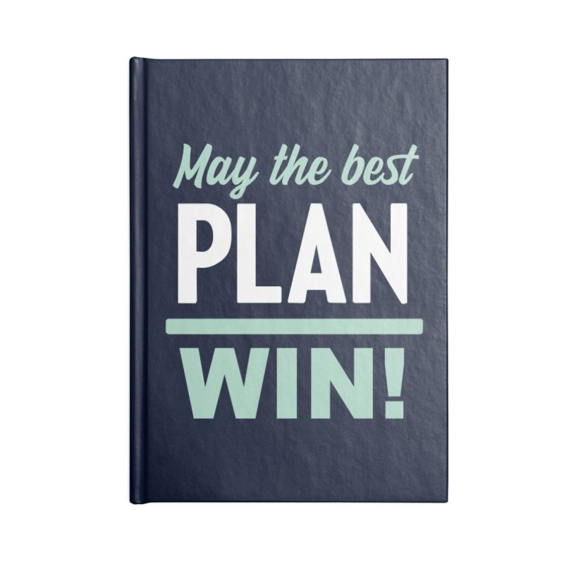May the Best Plan Win! (Elizabeth Warren in 2020!) Accessories Blank Journal Notebook by \\ LOVING RO<3OT .boop.boop.