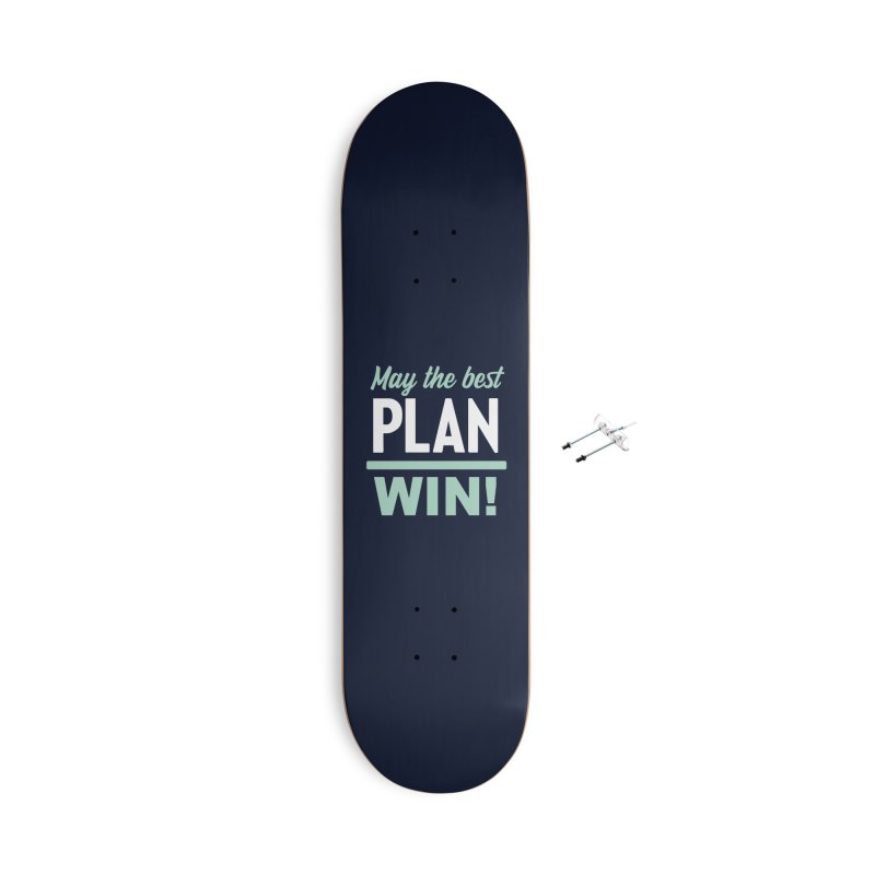 May the Best Plan Win! (Elizabeth Warren in 2020!) Accessories With Hanging Hardware Skateboard by \\ LOVING RO<3OT .boop.boop.