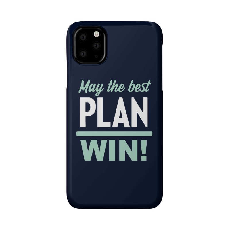 May the Best Plan Win! (Elizabeth Warren in 2020!) Accessories Phone Case by \\ LOVING RO<3OT .boop.boop.