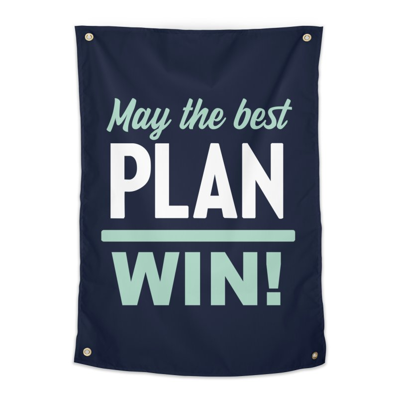 May the Best Plan Win! (Elizabeth Warren in 2020!) Home Tapestry by \\ LOVING RO<3OT .boop.boop.