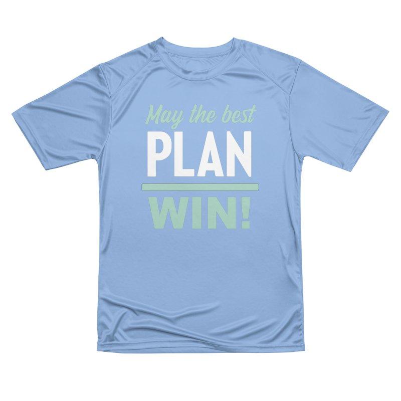 May the Best Plan Win! (Elizabeth Warren in 2020!) Men's Performance T-Shirt by \\ LOVING RO<3OT .boop.boop.
