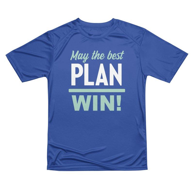 May the Best Plan Win! (Elizabeth Warren in 2020!) Women's Performance Unisex T-Shirt by \\ LOVING RO<3OT .boop.boop.