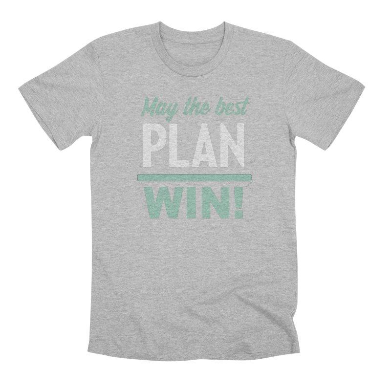 May the Best Plan Win! (Elizabeth Warren in 2020!) Men's Premium T-Shirt by \\ LOVING RO<3OT .boop.boop.