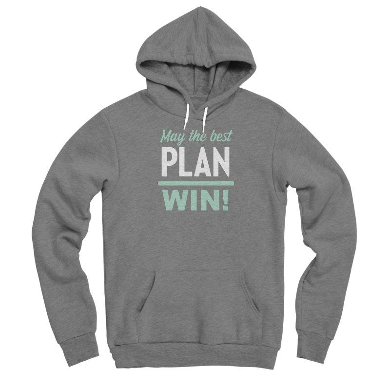 May the Best Plan Win! (Elizabeth Warren in 2020!) Women's Pullover Hoody by \\ LOVING RO<3OT .boop.boop.