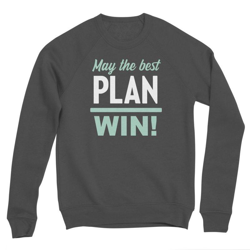 May the Best Plan Win! (Elizabeth Warren in 2020!) Women's Sponge Fleece Sweatshirt by \\ LOVING RO<3OT .boop.boop.