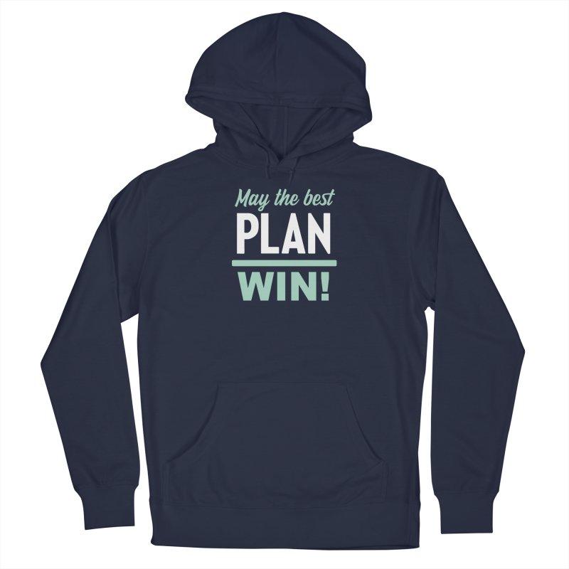 May the Best Plan Win! (Elizabeth Warren in 2020!) Women's French Terry Pullover Hoody by \\ LOVING RO<3OT .boop.boop.