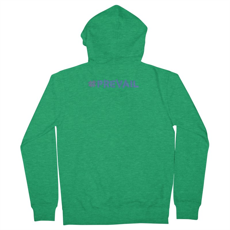 #prevail Women's French Terry Zip-Up Hoody by \\ LOVING RO<3OT .boop.boop.