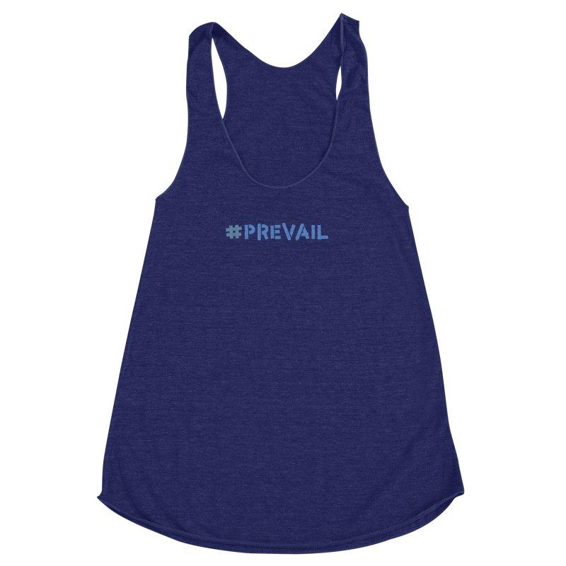 #prevail Women's Racerback Triblend Tank by \\ LOVING RO<3OT .boop.boop.