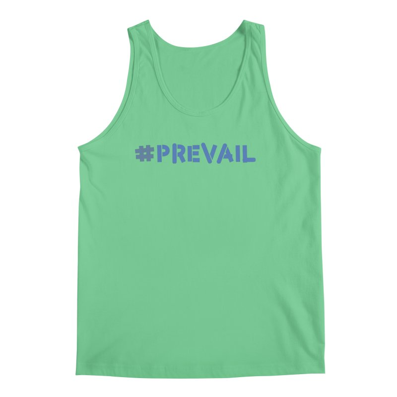 #prevail Men's Regular Tank by \\ LOVING RO<3OT .boop.boop.