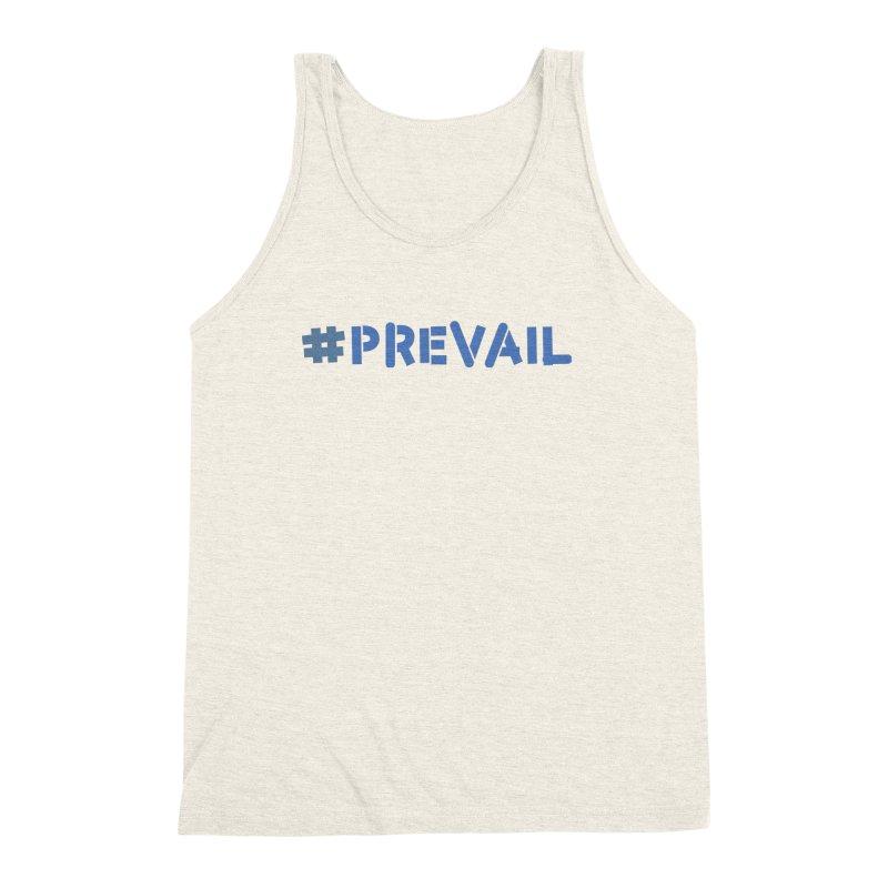 #prevail Men's Triblend Tank by \\ LOVING RO<3OT .boop.boop.