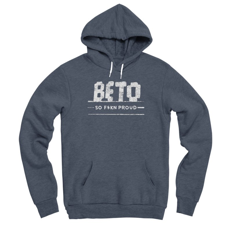 Beto – So Fkn Proud Women's Sponge Fleece Pullover Hoody by \\ LOVING RO<3OT .boop.boop.