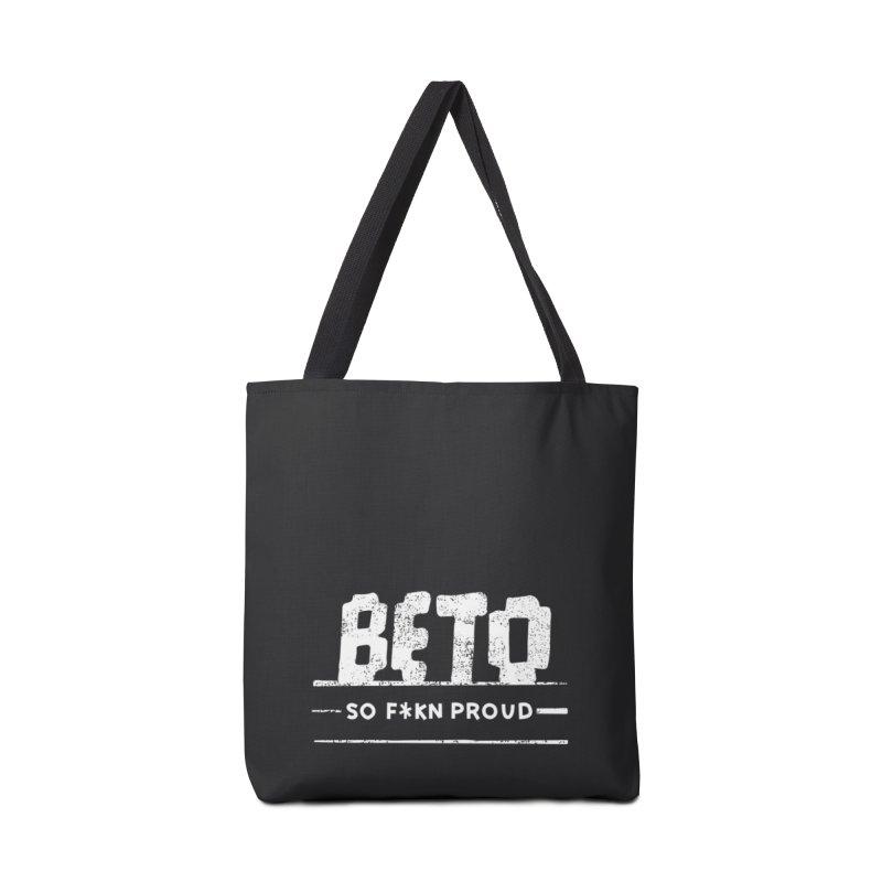 Beto – So Fkn Proud Accessories Tote Bag Bag by \\ LOVING RO<3OT .boop.boop.