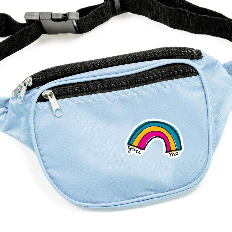 You Me Rainbow Accessories Sticker by \\ LOVING RO<3OT .boop.boop.