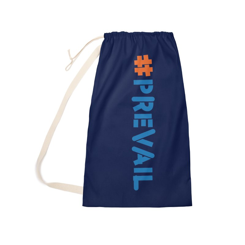 #prevail (vertical) Accessories Laundry Bag Bag by \\ LOVING RO<3OT .boop.boop.