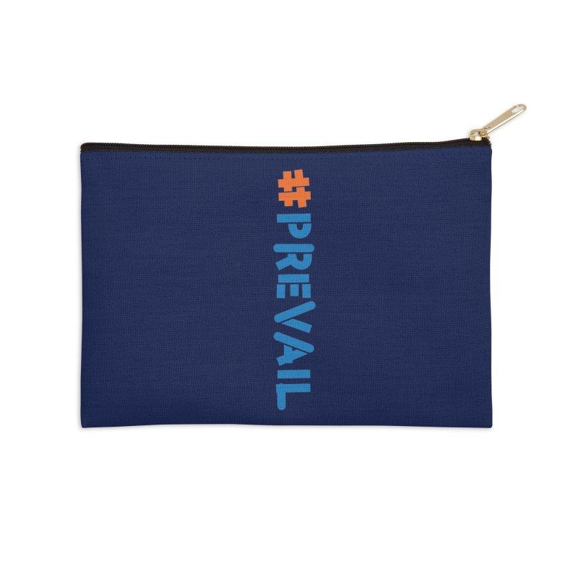 #prevail (vertical) Accessories Zip Pouch by \\ LOVING RO<3OT .boop.boop.