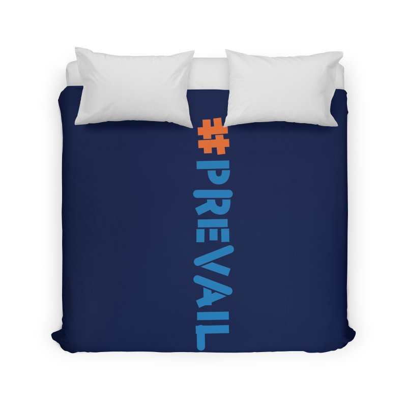 #prevail (vertical) Home Duvet by \\ LOVING RO<3OT .boop.boop.