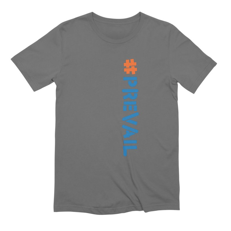 #prevail (vertical) Men's T-Shirt by \\ LOVING RO<3OT .boop.boop.