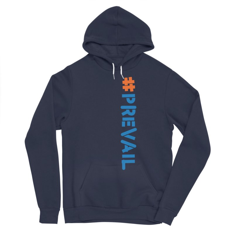 #prevail (vertical) Women's Sponge Fleece Pullover Hoody by \\ LOVING RO<3OT .boop.boop.